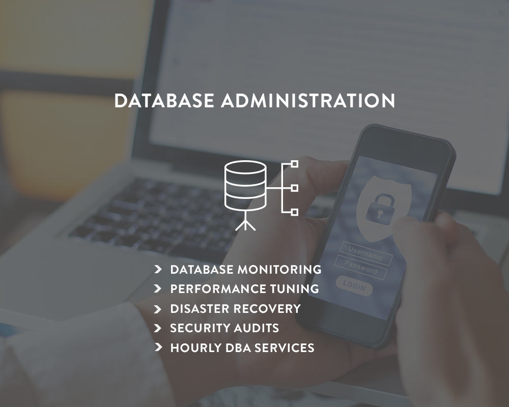 database administration services atlanta GA